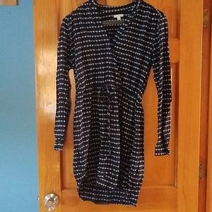 GAP , designed and crafted shirt dress